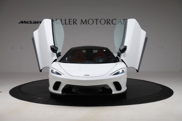 New 2020 McLaren GT Coupe for sale $257,242 at Maserati of Greenwich in Greenwich CT 06830 9