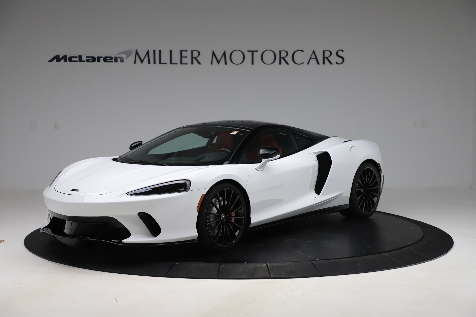 New 2020 McLaren GT Coupe for sale $257,242 at Maserati of Greenwich in Greenwich CT 06830 1