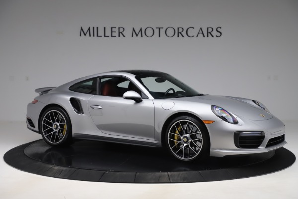 Used 2017 Porsche 911 Turbo S for sale $154,900 at Maserati of Greenwich in Greenwich CT 06830 10