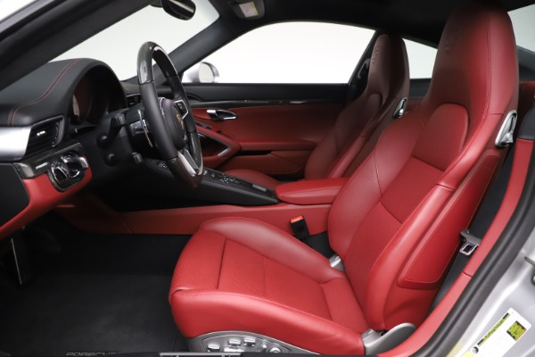Used 2017 Porsche 911 Turbo S for sale $154,900 at Maserati of Greenwich in Greenwich CT 06830 14