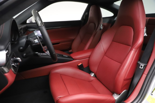 Used 2017 Porsche 911 Turbo S for sale $154,900 at Maserati of Greenwich in Greenwich CT 06830 15