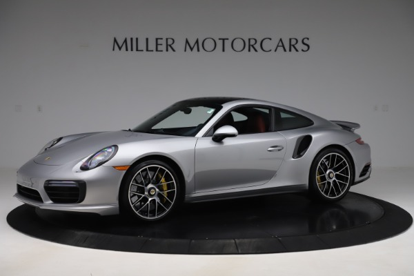 Used 2017 Porsche 911 Turbo S for sale $154,900 at Maserati of Greenwich in Greenwich CT 06830 2
