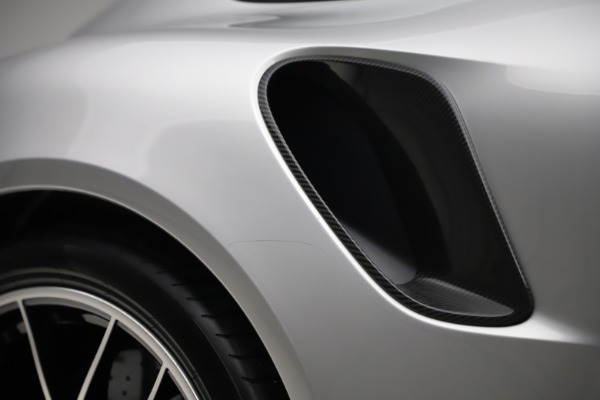 Used 2017 Porsche 911 Turbo S for sale $154,900 at Maserati of Greenwich in Greenwich CT 06830 24