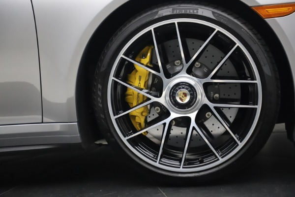 Used 2017 Porsche 911 Turbo S for sale $154,900 at Maserati of Greenwich in Greenwich CT 06830 25