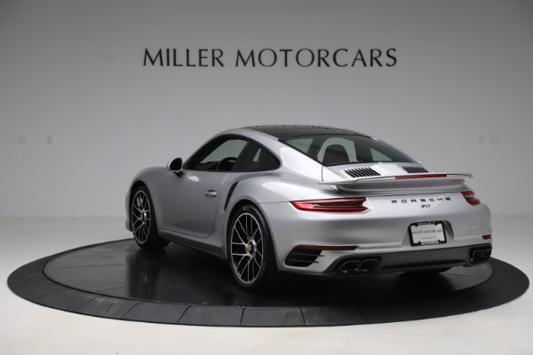 Used 2017 Porsche 911 Turbo S for sale $154,900 at Maserati of Greenwich in Greenwich CT 06830 5