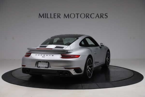 Used 2017 Porsche 911 Turbo S for sale $154,900 at Maserati of Greenwich in Greenwich CT 06830 7
