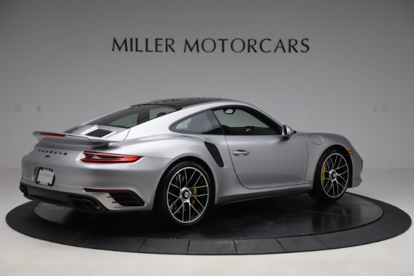 Used 2017 Porsche 911 Turbo S for sale $154,900 at Maserati of Greenwich in Greenwich CT 06830 8