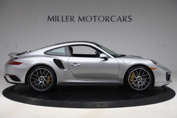 Used 2017 Porsche 911 Turbo S for sale $154,900 at Maserati of Greenwich in Greenwich CT 06830 9