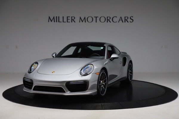 Used 2017 Porsche 911 Turbo S for sale $154,900 at Maserati of Greenwich in Greenwich CT 06830 1