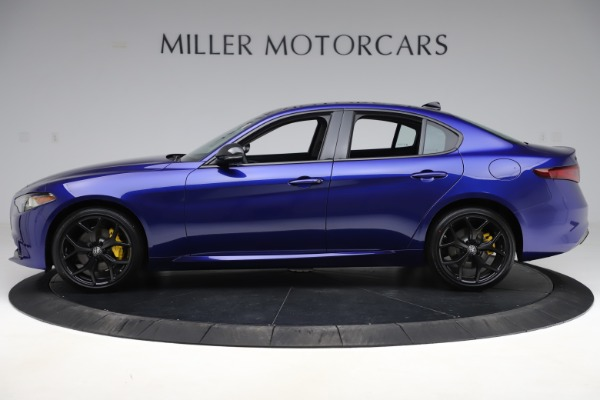 New 2020 Alfa Romeo Giulia Ti Q4 for sale $46,145 at Maserati of Greenwich in Greenwich CT 06830 3