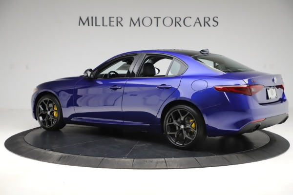New 2020 Alfa Romeo Giulia Ti Q4 for sale $46,145 at Maserati of Greenwich in Greenwich CT 06830 4