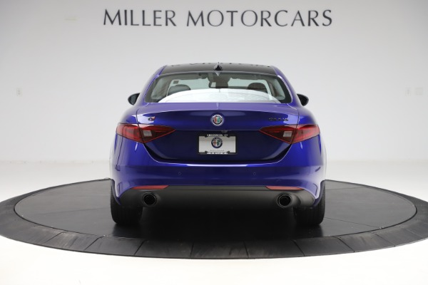 New 2020 Alfa Romeo Giulia Ti Q4 for sale $46,145 at Maserati of Greenwich in Greenwich CT 06830 6