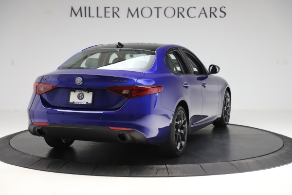 New 2020 Alfa Romeo Giulia Ti Q4 for sale $46,145 at Maserati of Greenwich in Greenwich CT 06830 7