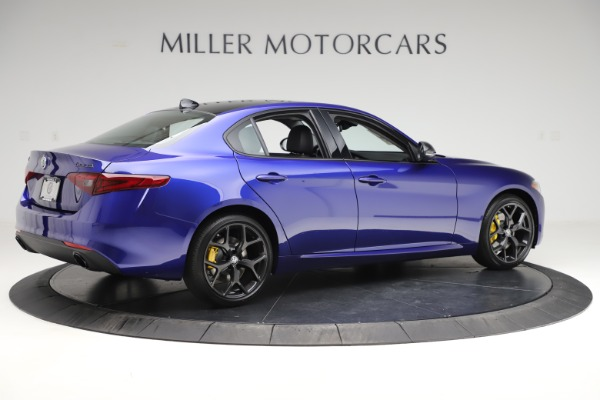 New 2020 Alfa Romeo Giulia Ti Q4 for sale $46,145 at Maserati of Greenwich in Greenwich CT 06830 8
