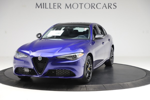 New 2020 Alfa Romeo Giulia Ti Q4 for sale $46,145 at Maserati of Greenwich in Greenwich CT 06830 1