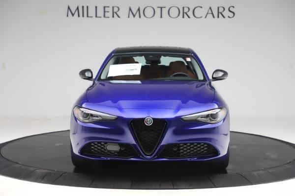 New 2020 Alfa Romeo Giulia Ti Q4 for sale $51,145 at Maserati of Greenwich in Greenwich CT 06830 12