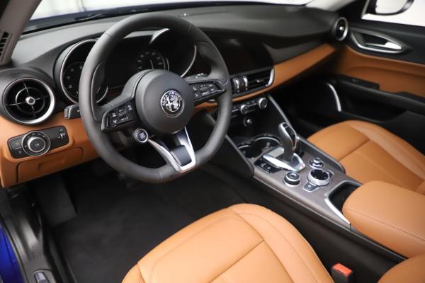 New 2020 Alfa Romeo Giulia Ti Q4 for sale $51,145 at Maserati of Greenwich in Greenwich CT 06830 13