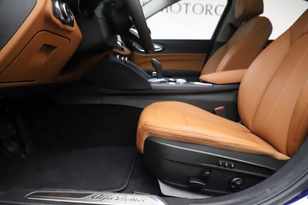 New 2020 Alfa Romeo Giulia Ti Q4 for sale $51,145 at Maserati of Greenwich in Greenwich CT 06830 14