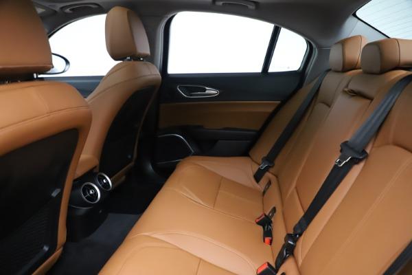 New 2020 Alfa Romeo Giulia Ti Q4 for sale $51,145 at Maserati of Greenwich in Greenwich CT 06830 19
