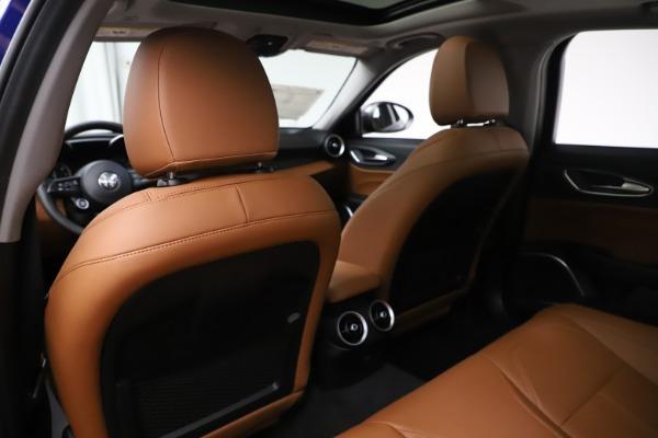 New 2020 Alfa Romeo Giulia Ti Q4 for sale $51,145 at Maserati of Greenwich in Greenwich CT 06830 20