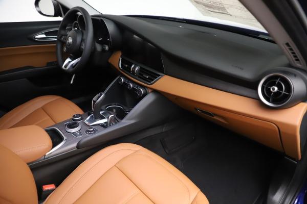 New 2020 Alfa Romeo Giulia Ti Q4 for sale $51,145 at Maserati of Greenwich in Greenwich CT 06830 22