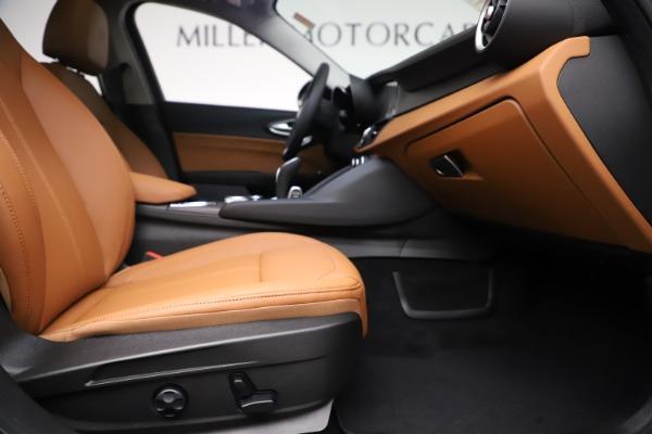 New 2020 Alfa Romeo Giulia Ti Q4 for sale $51,145 at Maserati of Greenwich in Greenwich CT 06830 23