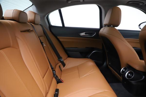 New 2020 Alfa Romeo Giulia Ti Q4 for sale $51,145 at Maserati of Greenwich in Greenwich CT 06830 27