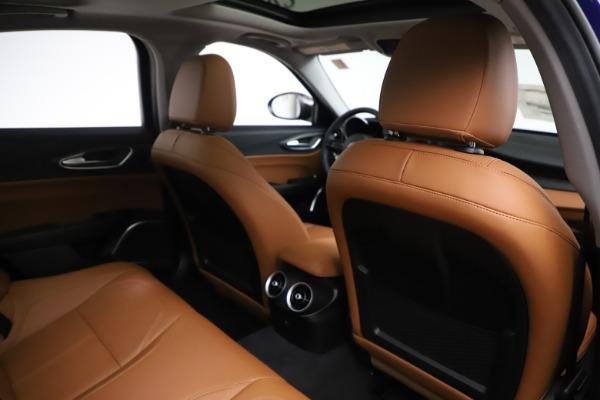 New 2020 Alfa Romeo Giulia Ti Q4 for sale $51,145 at Maserati of Greenwich in Greenwich CT 06830 28