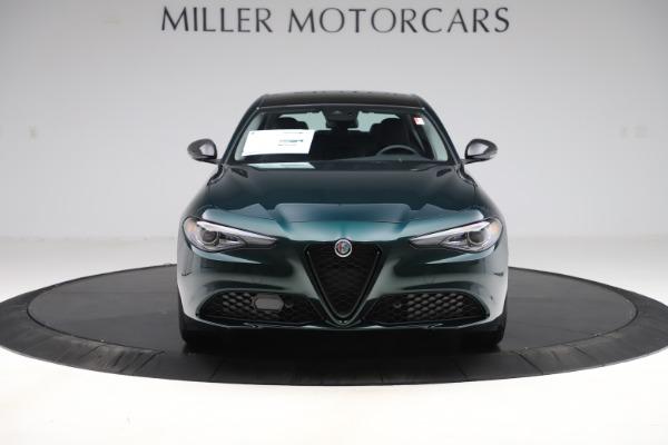 New 2020 Alfa Romeo Giulia Ti Q4 for sale Sold at Maserati of Greenwich in Greenwich CT 06830 12