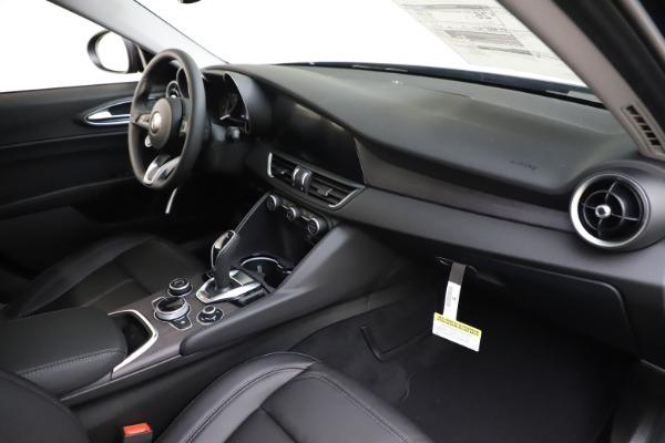 New 2020 Alfa Romeo Giulia Ti Q4 for sale Sold at Maserati of Greenwich in Greenwich CT 06830 22