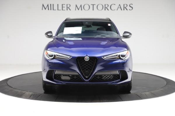 New 2020 Alfa Romeo Stelvio Quadrifoglio for sale $88,390 at Maserati of Greenwich in Greenwich CT 06830 12