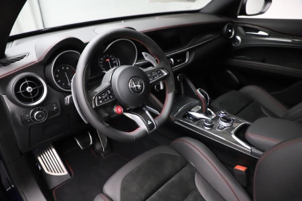 New 2020 Alfa Romeo Stelvio Quadrifoglio for sale $88,390 at Maserati of Greenwich in Greenwich CT 06830 13