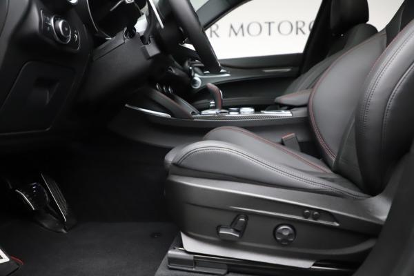 New 2020 Alfa Romeo Stelvio Quadrifoglio for sale $88,390 at Maserati of Greenwich in Greenwich CT 06830 14
