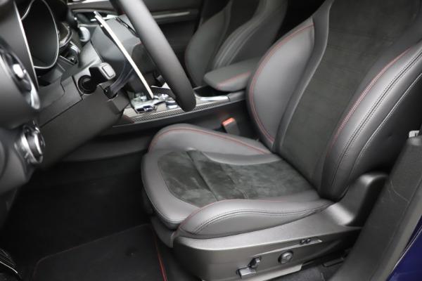 New 2020 Alfa Romeo Stelvio Quadrifoglio for sale $88,390 at Maserati of Greenwich in Greenwich CT 06830 15