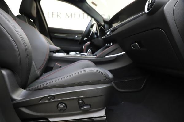 New 2020 Alfa Romeo Stelvio Quadrifoglio for sale $88,390 at Maserati of Greenwich in Greenwich CT 06830 23