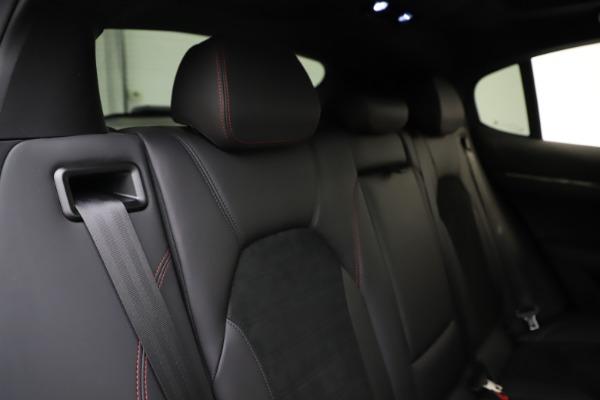 New 2020 Alfa Romeo Stelvio Quadrifoglio for sale $88,390 at Maserati of Greenwich in Greenwich CT 06830 26