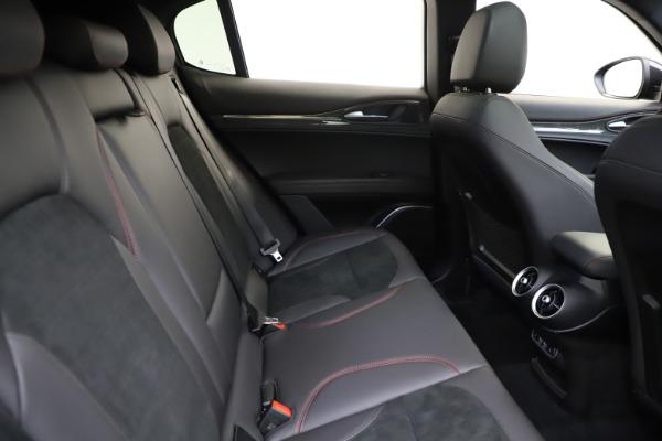 New 2020 Alfa Romeo Stelvio Quadrifoglio for sale $88,390 at Maserati of Greenwich in Greenwich CT 06830 27