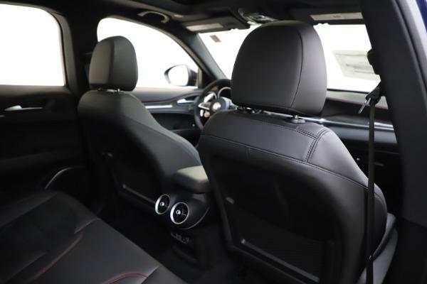 New 2020 Alfa Romeo Stelvio Quadrifoglio for sale $88,390 at Maserati of Greenwich in Greenwich CT 06830 28