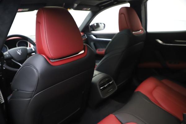 New 2020 Maserati Ghibli S Q4 GranSport for sale Sold at Maserati of Greenwich in Greenwich CT 06830 20