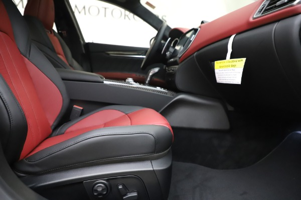 New 2020 Maserati Ghibli S Q4 GranSport for sale Sold at Maserati of Greenwich in Greenwich CT 06830 23
