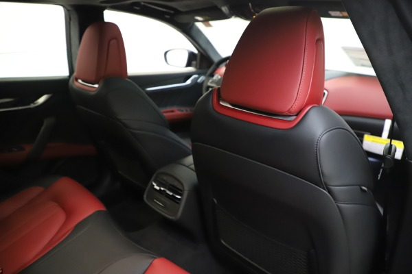 New 2020 Maserati Ghibli S Q4 GranSport for sale Sold at Maserati of Greenwich in Greenwich CT 06830 28