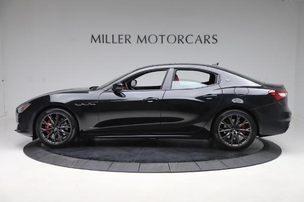 New 2020 Maserati Ghibli S Q4 GranSport for sale Sold at Maserati of Greenwich in Greenwich CT 06830 3