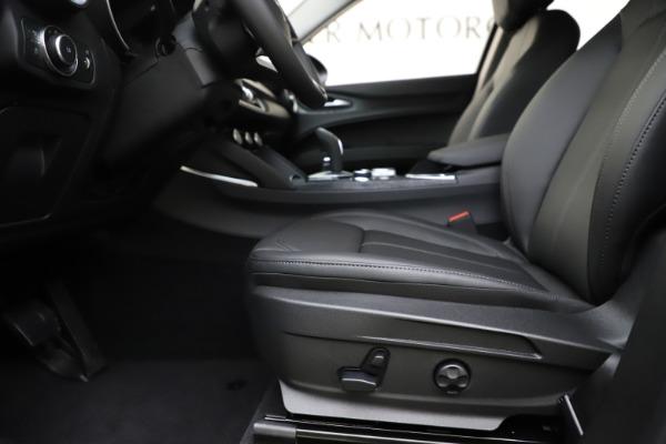 New 2020 Alfa Romeo Stelvio Sport Q4 for sale $49,695 at Maserati of Greenwich in Greenwich CT 06830 14