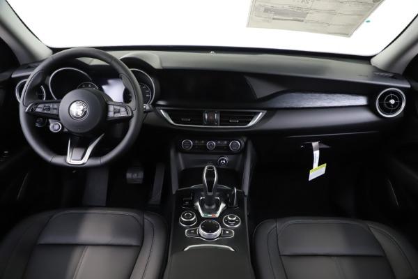 New 2020 Alfa Romeo Stelvio Sport Q4 for sale $49,695 at Maserati of Greenwich in Greenwich CT 06830 16