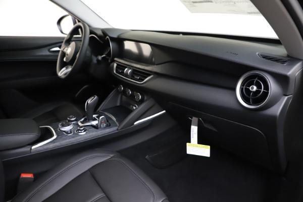 New 2020 Alfa Romeo Stelvio Sport Q4 for sale $49,695 at Maserati of Greenwich in Greenwich CT 06830 22