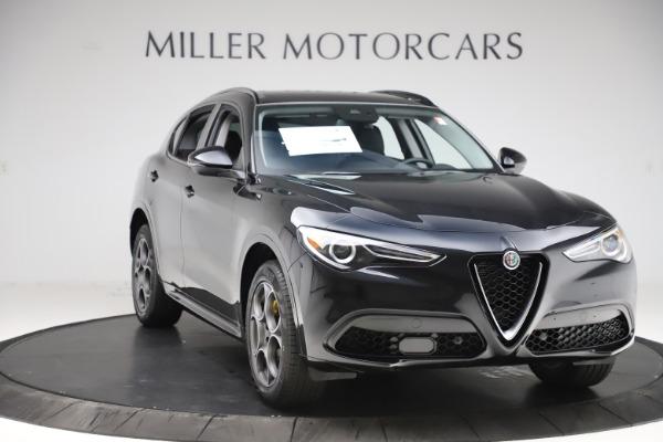 New 2020 Alfa Romeo Stelvio Sport Q4 for sale $49,695 at Maserati of Greenwich in Greenwich CT 06830 11