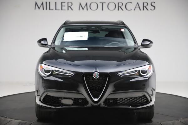 New 2020 Alfa Romeo Stelvio Sport Q4 for sale $49,695 at Maserati of Greenwich in Greenwich CT 06830 12