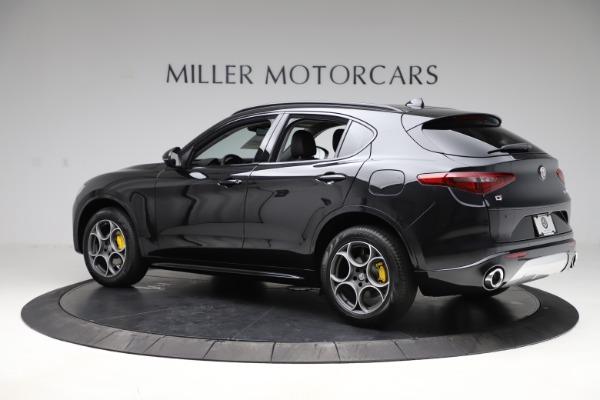 New 2020 Alfa Romeo Stelvio Sport Q4 for sale $49,695 at Maserati of Greenwich in Greenwich CT 06830 4