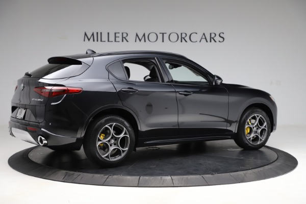 New 2020 Alfa Romeo Stelvio Sport Q4 for sale $49,695 at Maserati of Greenwich in Greenwich CT 06830 8