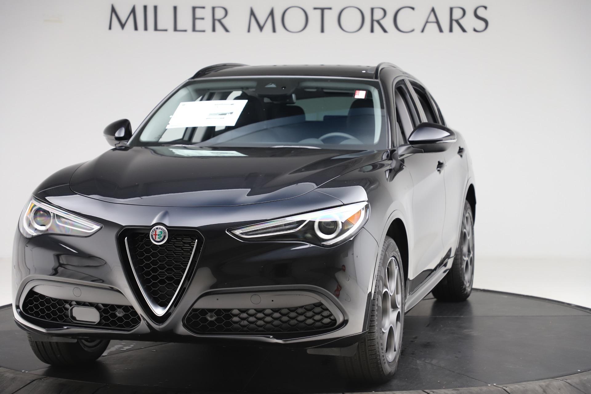 New 2020 Alfa Romeo Stelvio Sport Q4 for sale $49,695 at Maserati of Greenwich in Greenwich CT 06830 1